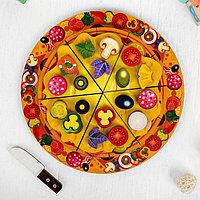 Развивающая игра 'Пицца'