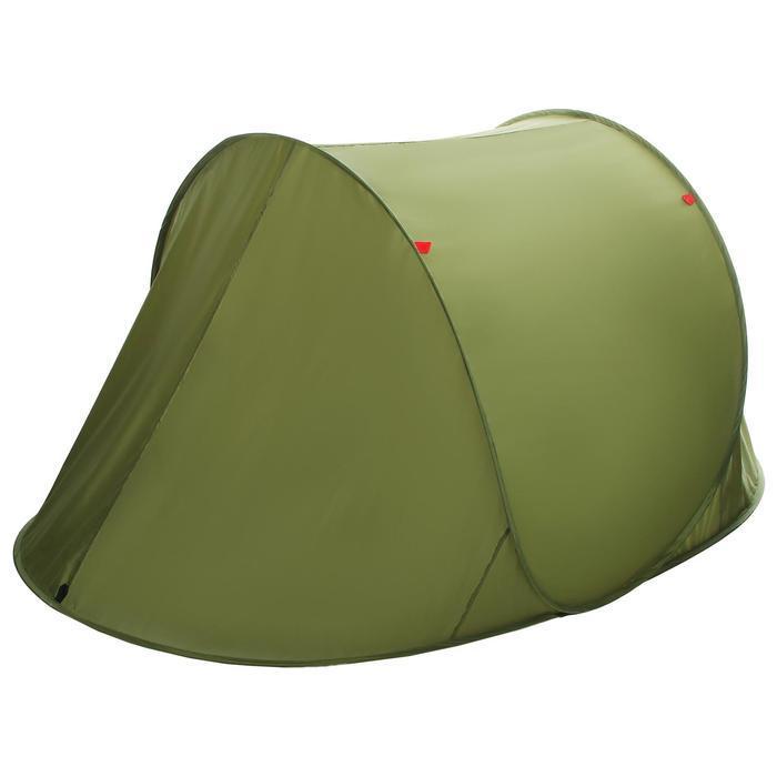 Палатка туристическая LIGHT 2, размер 215 х 120 х 95 см, однослойная - фото 3