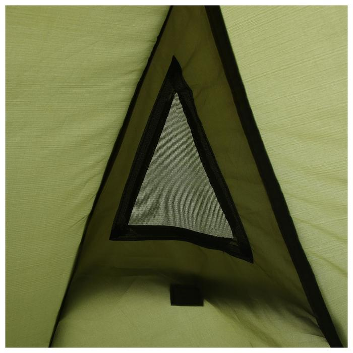 Палатка туристическая LIGHT 2, размер 215 х 120 х 95 см, однослойная - фото 4