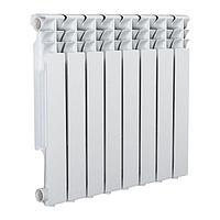 Радиатор Tropic 500x80 мм алюминиевый, 8 секций