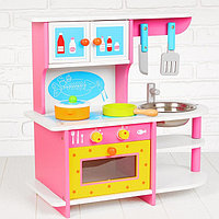 Игровой набор 'Волшебная кухня', посудка в наборе