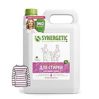 Средство для стирки Synergetic для всех тканей, 5л