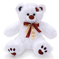 Мягкая игрушка 'Медведь Тони' белый, 50 см