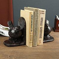 Держатели для книг 'Пузатый воробышек' набор 2 штуки 16,5х11,5х12,5 см