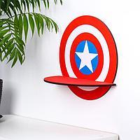 Полка 'Капитан Америка', MARVEL