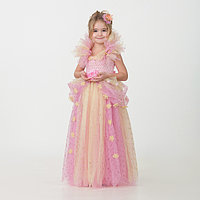 Карнавальный костюм 'Принцесса', сделай сам, корсет, ленты, брошки, аксессуары
