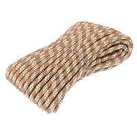Шнур плетёный 24-х прядный ПП, d10 мм, 20 м, цвет МИКС