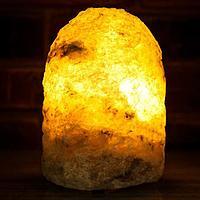 Соляная лампа 'Феерия Гора большая', цельный кристалл, 13х12х20см, 4,5 кг