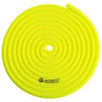 Скакалкa PASTORELLI New Orleans FIG, цвет жёлтый/флуоресцентный