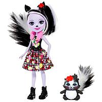 Кукла 'Энчантималс' с любимым зверьком