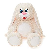Мягкая игрушка 'Зайчонок', цвет молочный