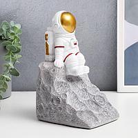 Держатель для книг 'Астронавт на скале' 18,2х11,5 см