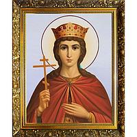 Алмазная мозаика 'Святая Екатерина' 30x40 см, 28 цветов