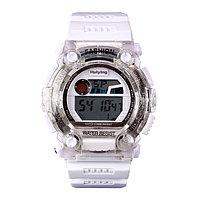 Часы наручные электронные 'Риснор', спортивные, влагозащищенные