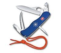 Нож VICTORINOX Мод. SKIPPER PRO (111мм)(чехол) - 12 функций, R 18139