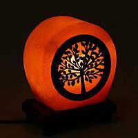 Солевая лампа Wonder Life 'Дерево', 15 Вт, гималайская соль, от сети