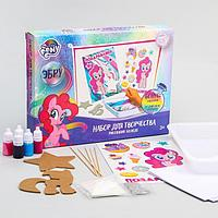 Набор для творчества рисуем в технике эбру 'На воде', My Little Pony