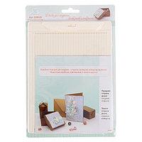 Доска для создания конвертов и открыток 'Рукоделие' 21,5x16,2x0,7см