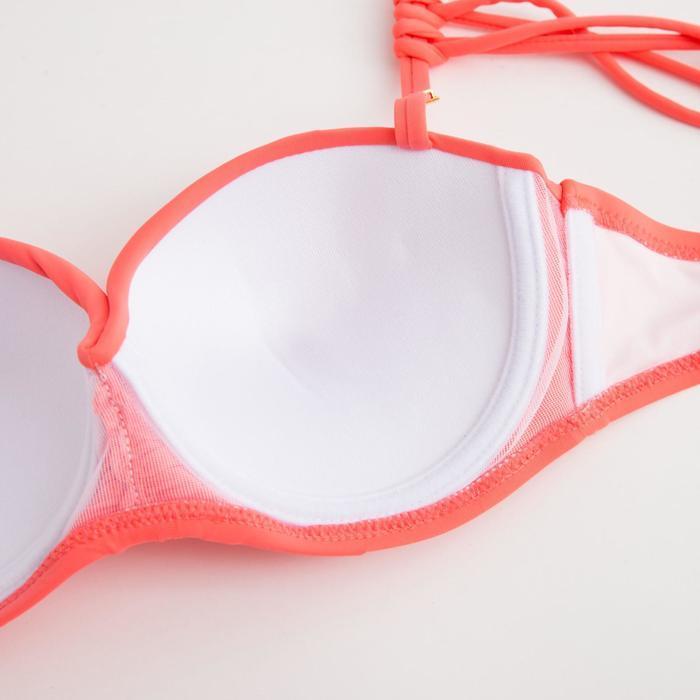 Купальник женский раздельный, цвет розовый, р-р 44 (38) - фото 4