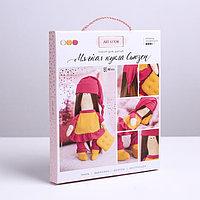 Интерьерная кукла 'Сьюзен', набор для шитья, 18 x 22.5 x 2 см