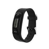 Фитнес-браслет Smarterra Fitmaster Run, 0,69', TFT IP54, шагомер, черный