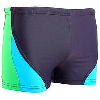Плавки-шорты детские для плавания 003, размер 40, цвета микс