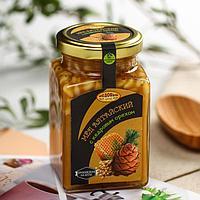 Мёд алтайский с кедровым орехом, 320 г