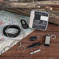 Набор для выживания 'Навстречу приключениям', 7 предметов