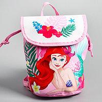 Рюкзак детский кожзам, Принцессы