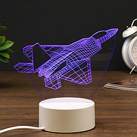 Светильник 'Истребитель' LED RGB от сети