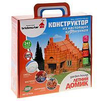 Конструктор керамический 'Летний домик', 243 детали