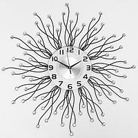 Часы настенные, серия Ажур, 'Родгау', плавный ход, 68 х 68 см, d22 см