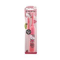 Электрическая зубная щётка Hello Kitty tHK-21, вибрационная, 2хААА (в комплекте)