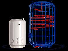 Промышленные водонагреватели (Электрические, Косвенного нагрева, Комбинированные)