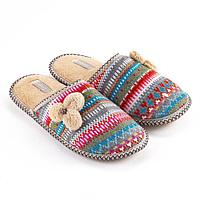 Тапочки женские, цвет бежевый, размер 36