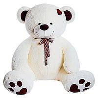 Мягкая игрушка 'Медведь Тони', 90 см, цвет белый