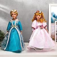 Кукла коллекционная керамика Принцесса' МИКС 40 см