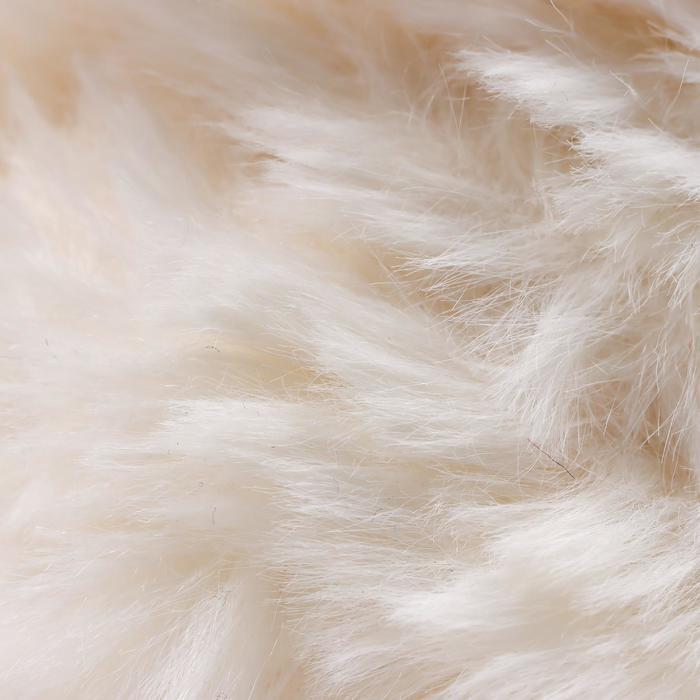 Пряжа фантазийная 100 микрофибра 'Softy plush' 100 гр 65 м белоснежный (комплект из 10 шт.) - фото 3