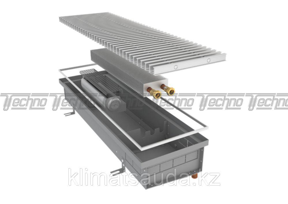 Внутрипольный конвектор Techno WD KVZs 200-140-2800