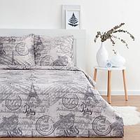 Комплект постельного белья евро Galla, 200х215, 215х220, 70х70см - 2шт