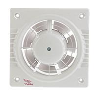 Вентилятор вытяжной COLIBRI 100, d100 мм, 220-240 В, белый