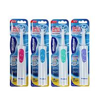 Зубная щётка Wisdom Spinbrush Whitening, возвратно-вращающаяся насадка, МИКС, от 2хААА