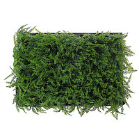 Декоративная панель, 40 x 60 см, 'Сочная трава' (комплект из 4 шт.)