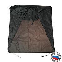 Чехол грязезащитный в багажник, оксфорд 210ПУ, размер 155х105х45 см