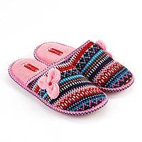 Тапочки женские, цвет розовый, размер 36