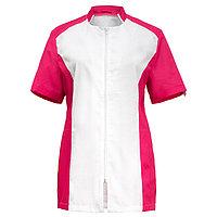 Блуза медицинская модель Фламинго, размер 52, рост 170-176