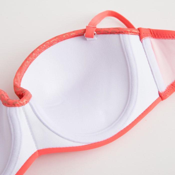Купальник женский раздельный, цвет розовый, р-р 48 (42) - фото 4