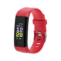Фитнес-браслет Smarterra FitMaster 4, 0.96', IPS, IP67, доп.ремешок, красный