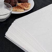 Бумага для выпечки, профессиональная, 38x42 cм Nordic EB Golden, 500 листов, силиконизированная