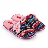 Тапочки женские, цвет розовый, размер 39